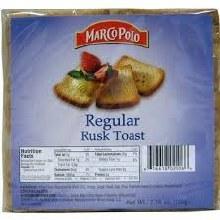 Marco Polo Toast