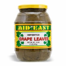 M.E. Grape Leaves