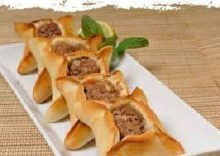 Fatayer Meat