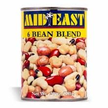 M.E 6 Bean Blend