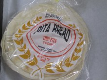 Bread Thin Large 6 Count