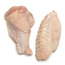 Halal Chicken Wings Split