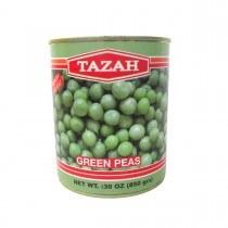 Tazah Green Peas In Tin