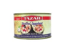 Tazah Stuffed Eggplant