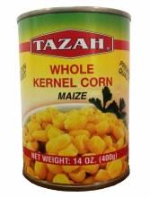 Tazah Sweet Corn In Tin