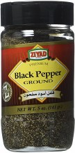 Ziyad Black Pepper Ground