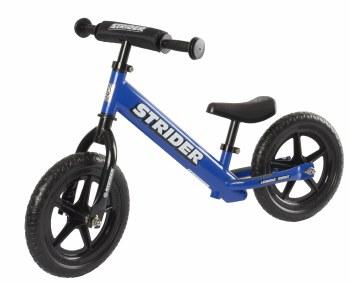 Strider ST-4 Balance Bike Blue