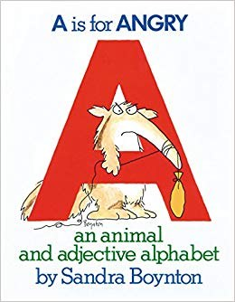 A is for Angry