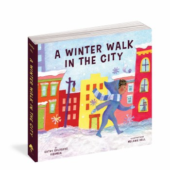 A Winter Walk in the City