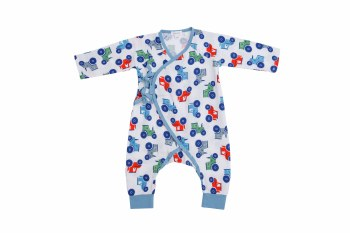 Angel Dear Tractors Wrap Coverall
