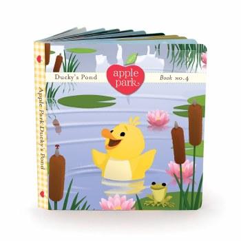 Apple Park Book Ducky's Pond