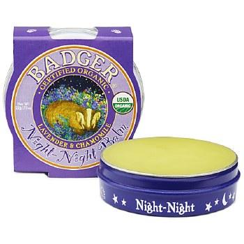 Badger Night Night Balm