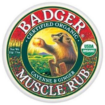 Badger Sore Muscle Rub
