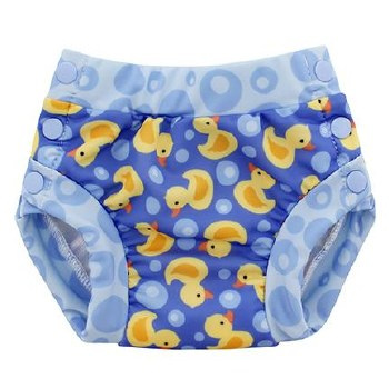 Blueberry Freestyle Swim Diaper RubDuck S