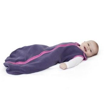 Baby Deedee Fleece Sleep Nest Purple