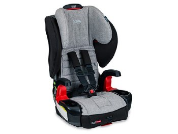 Britax Frontier ClickTight Harness-to-Booster Car Seat Nanotex