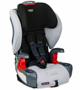 Britax Grow With You ClickTight Harness-2-Booster Car Seat CleanComfort