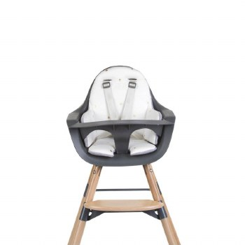 Childhome Highchair Cushion Jersey Gold Dots