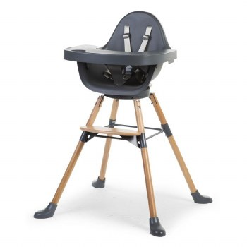 Childhome Evolu One.80 High Chair Grey
