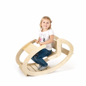 Natural Ride-On Rocker (Instore and Curbside Only)