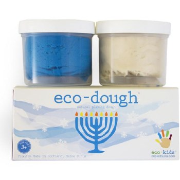 eco-kids eco-dough Hanukkah 2-pack