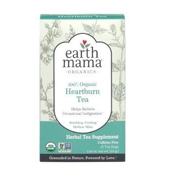 Earth Mama Organic Heartburn Tea