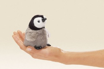 Folkmanis Baby Emperor Penguin