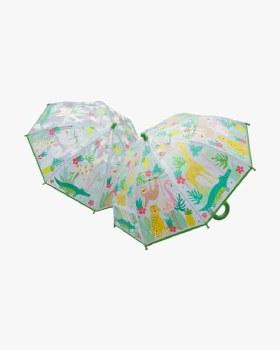 Floss and Rock Colour Changing Umbrella Jungle