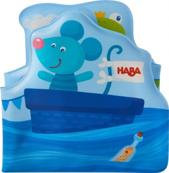 Haba Bath Book Ahoy Animal Sailors!