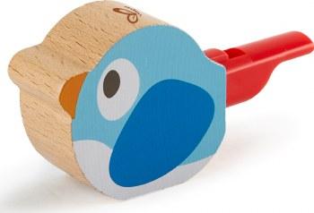 Bird-Call Whistle- Blue