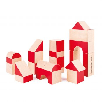 Hape Blocks 30th Anniversary Limited Edition