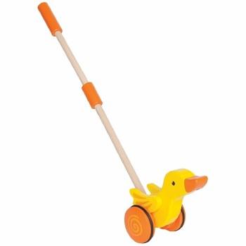Hape Ducky Push Pal