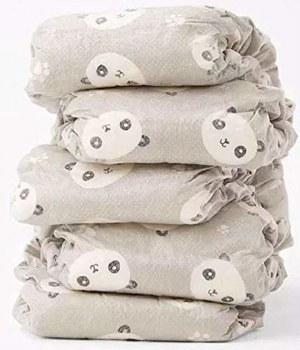 Honest Diapers Panda NB
