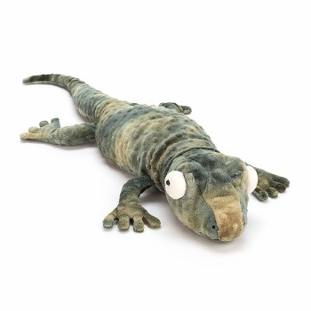 Jellycat Gary Gecko Lying Down
