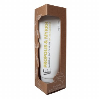 Jack N Jill Propolis and Myrrh Natural Toothpaste
