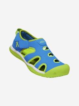 Keen Stingray Brilliant Blue/Chartreuse