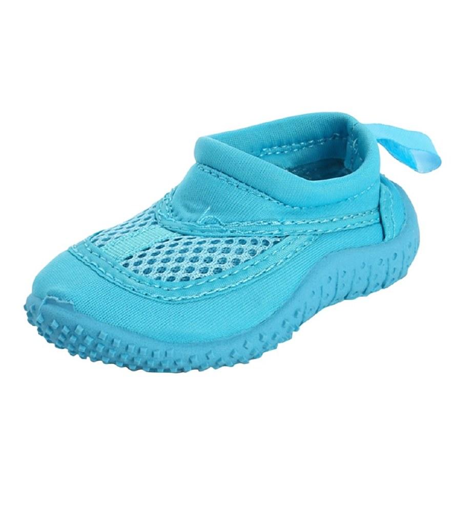 iplay Swim Shoes Aqua Size 4 - Modern