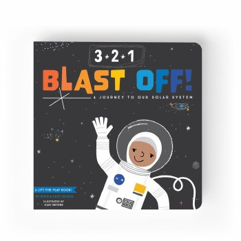 3-2-1 Blast Off! A journey through our solar system