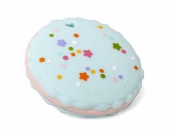 Loulou Lollipop Macaron Silicone Teether