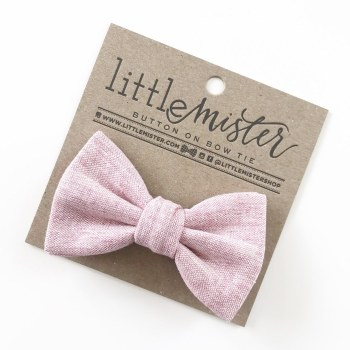 Little Mister Rose Bow Ties M
