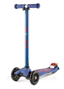 Maxi Deluxe Scooter Blue