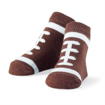 MudPie Football Socks