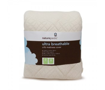 Naturepedic Ultra Breathable Mattress Cover