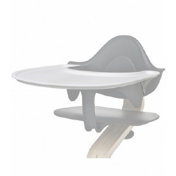 Nomi High Chair Tray White