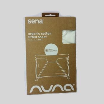 Nuna Sena Organic Fitted Sheet