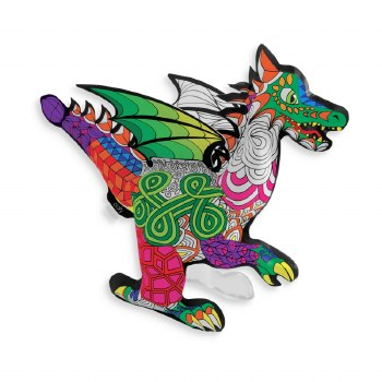 Ooly 3D Colorables Dragon