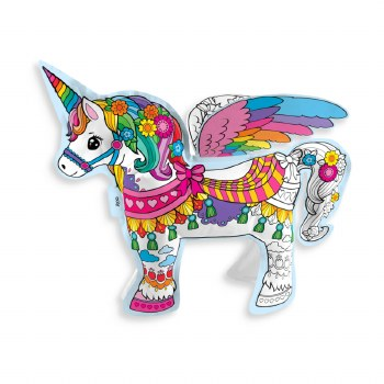 Ooly 3D Colorables Unicorn