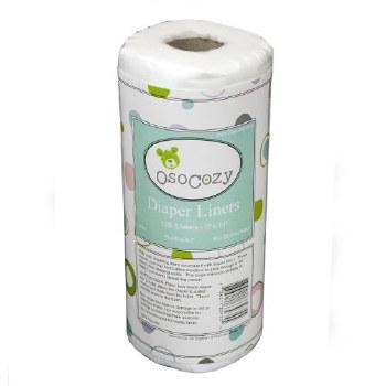 Osocozy Flushable Diaper Liner