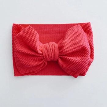 Sugar + Maple Headwrap Hot Pink