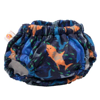 Smart Bottoms Lil' Swimmer Large Jawsome
